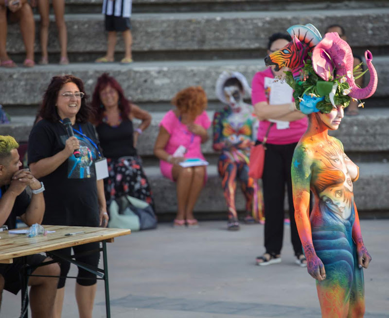 IMG_5019 Color Sea Festival Bodypainting 2018