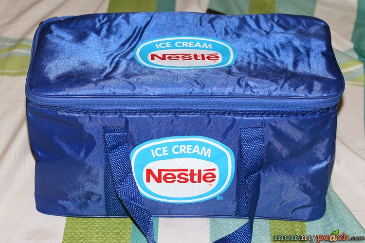 We Love Nestle Kimy Ice Cream!