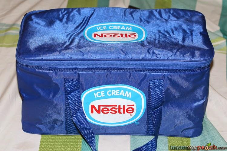 We Love Nestle Kimy Ice Cream!