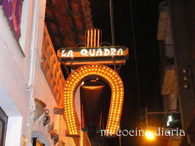 Taberna La Quadra (Таверна Ла Куадра)