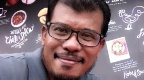 Foto Penulis H Ali Akbar. Merubah Paradigma 'Petani Konvensional' menjadi 'Petani Digital' (Bagian ke-3).