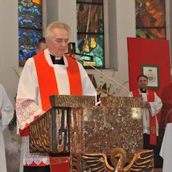 Msza św z udzieleniem Sakramentu Bierzmowania - 23 maja 2016 - abp Henryk  Muszyński