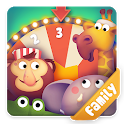 Animal Fun Park Family Version icon