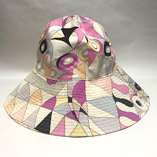 Emilio Pucci Sun Hat