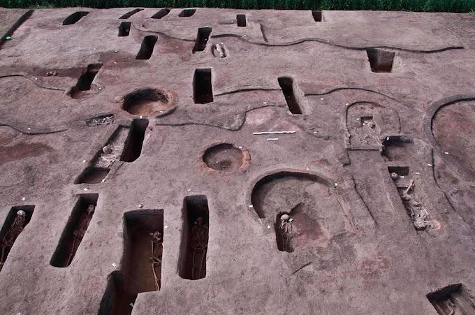 Εκπληκτική ανακάλυψη στην Αίγυπτο: Βρήκαν αρχαίους τάφους 5.000 ετών -Προγενέστερους των Φαραώ.