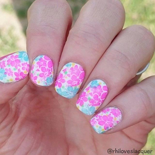 Unique Nail Art Designs 2015 For Women