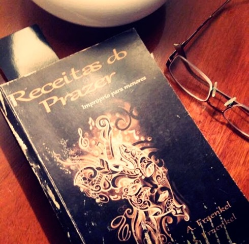 livro receitas do prazer