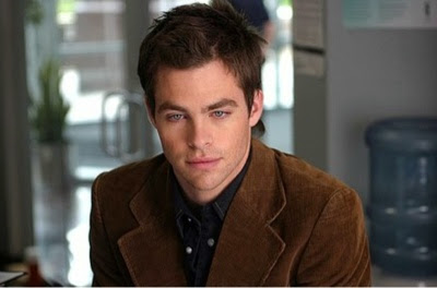 Chris Pine in Blind Dating