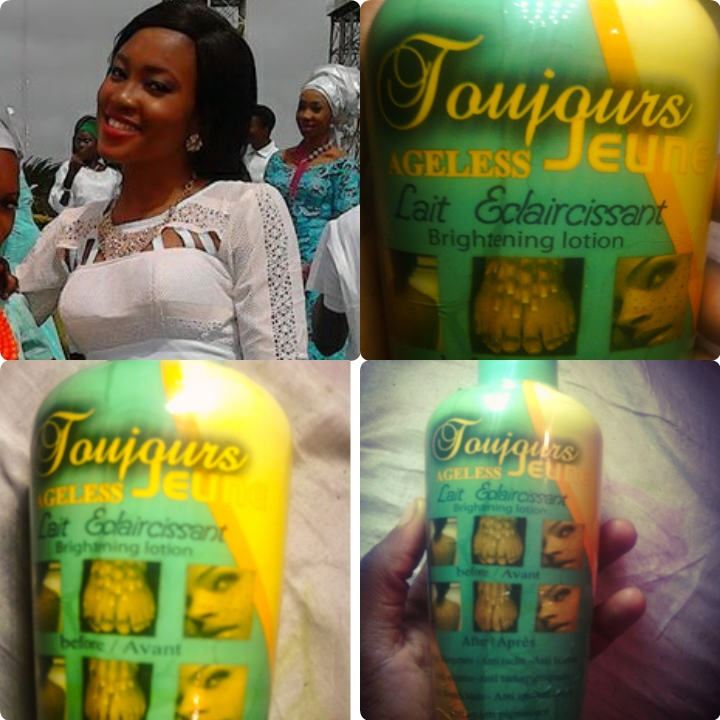 TOUJOURS BRIGHTENING  CREAM: PRODUCT REVIEW