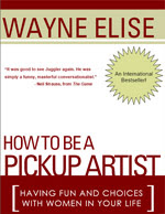 Cover of Juggler's Book How To Be A Pickup Artist