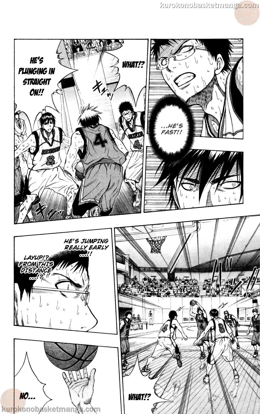 Kuroko no Basket Manga Chapter 107 - Image 06