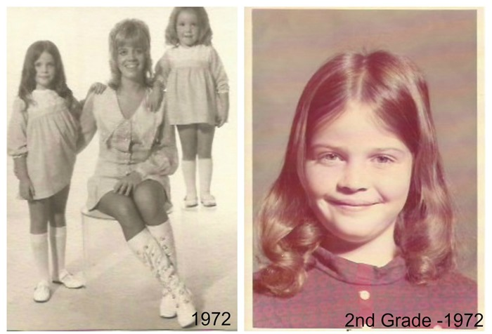 2nd grade 1972