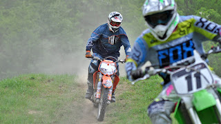 Cross motor bemutató - Bárdudvarnok Falunap 2016 video