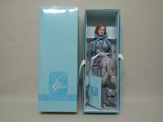 """""""Gene"""" Mel Odom X Jason Wu Doll w/ Box"""