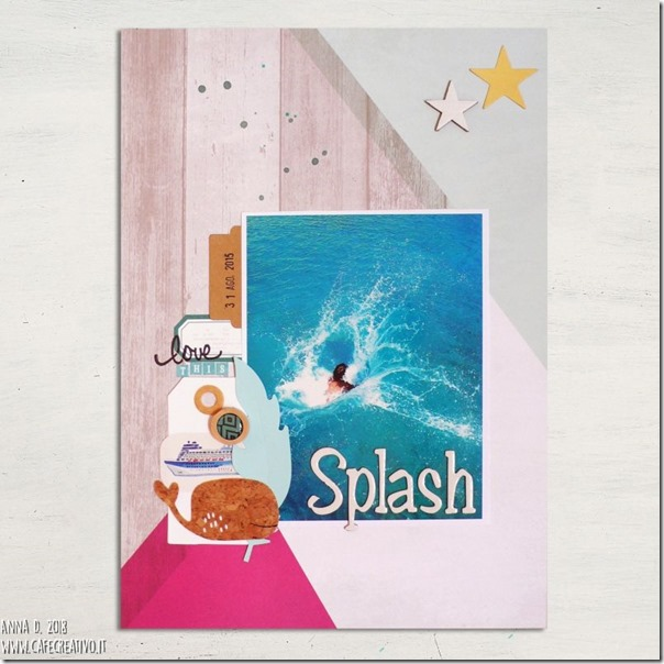 "Layout estivo ""Splash"""
