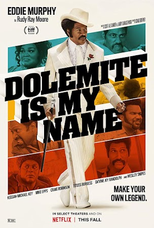 Poster Of Dolemite Is My Name In Dual Audio Hindi English 300MB Compressed Small Size Pc Movie Free Download Only At worldfree4u.com