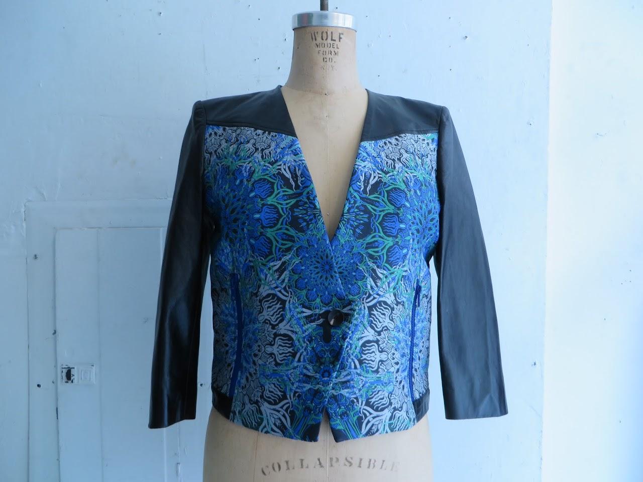 Helmut Lang x Intermix Crop Jacket