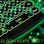 Flash Keyboard Theme