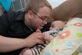 Adam's youngest nephew, JT.