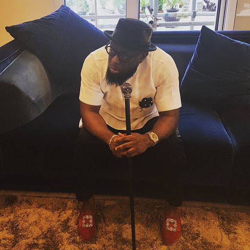 Nigerian Celebrity Timaya Insults Eedris Aldukarim (Video)
