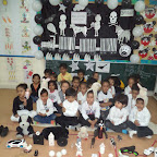 Black & White Colour Day WKSN (Nursery)29/02/2016