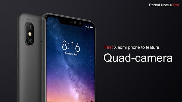Xiaomi Note 6 Pro Maroc