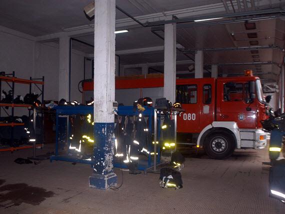 Obras en los parques de bomberos y en el Centro Integral de Formación del Área