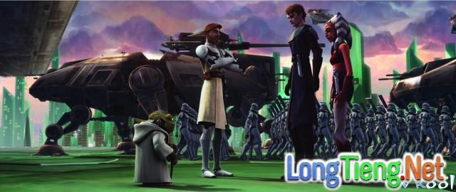 Xem Phim Chiến Tranh Giữa Các Vì Sao: Chiến Tranh Vô Tính - Star Wars: The Clone Wars - phimtm.com - Ảnh 1