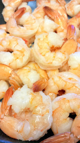 Shrimp, raw