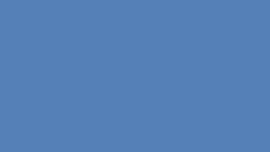 20 Completely blank desktop with solid color desktop