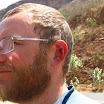 2011-02-14 12-02 efekt zjazdu do Blu Nile Valey - dostalem od gowniarza kamieniem w ucho.JPG