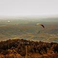 Tema B - Tea Lukinić, paragliding 2 Pogled s planinarskog doma Japetić, 2016.