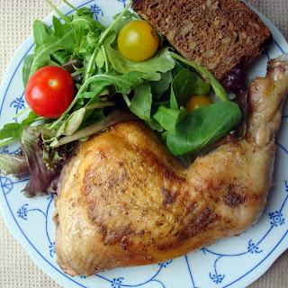 Perfect Pan Fried Chicken Legs Recipe