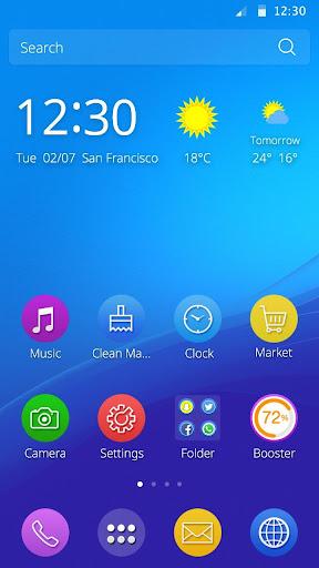 玩生活App|Sony Xperia M5主題免費|APP試玩