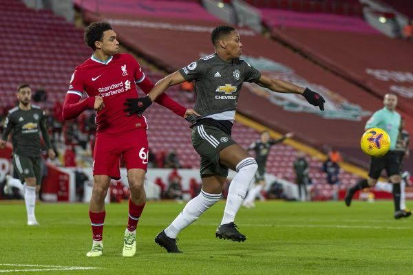 Title Race; Man United , Liverpool Ends In Goalless Draw