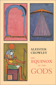 Cover of Aleister Crowley's Book The Equinox Vol III No III Equinox of the Gods