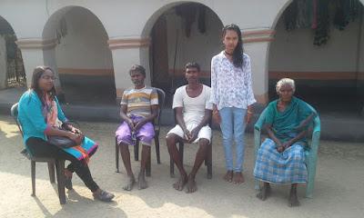 Follow up at Bhairaguri, Udalguri