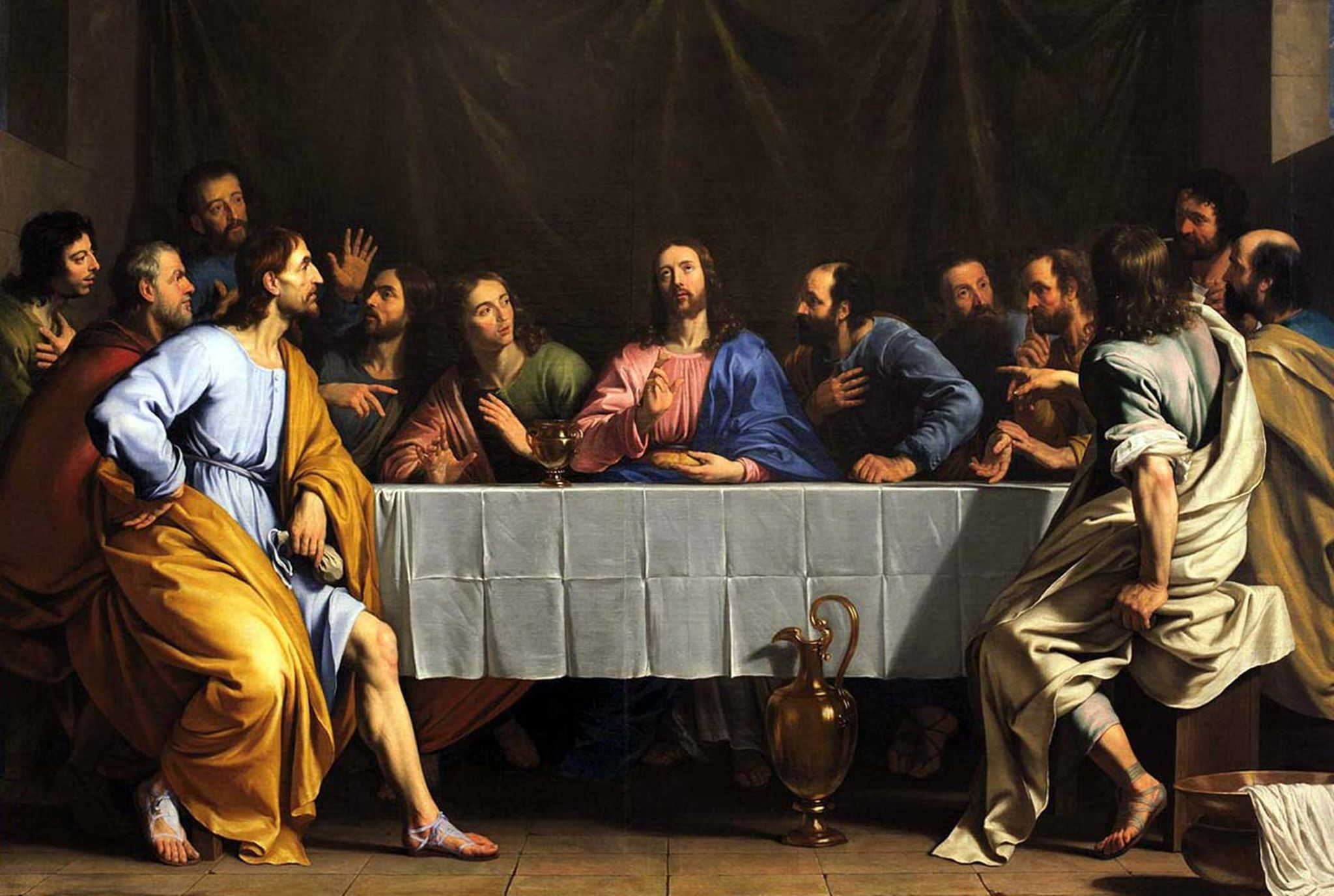 Trời đã tối (30.3.2021 – Thứ Ba Tuần Thánh)