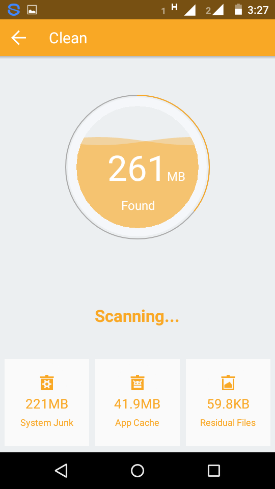 Infiblogger: Review of 360 Degree Security Lite App