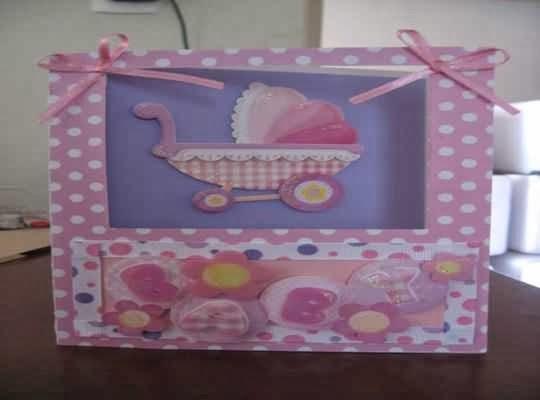 Bonitas tarjetas de invitación para baby shower