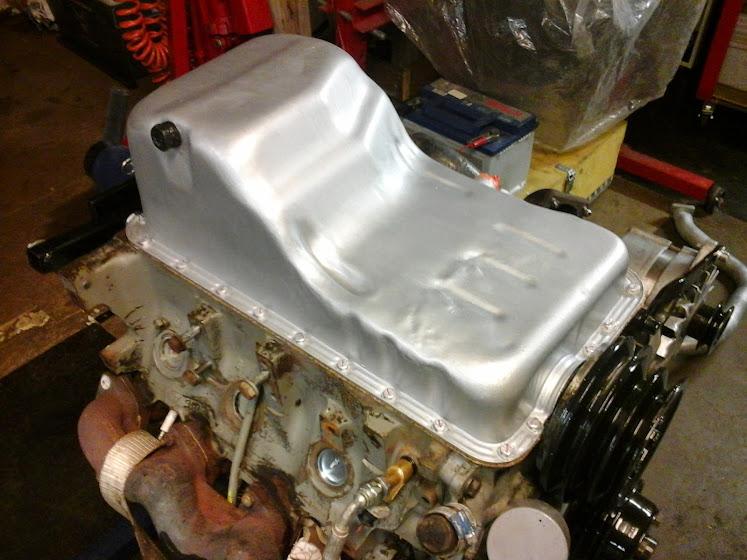 hessu75 - Finsk jävel Ford Capri 2.9 going turbo - Sida 2 20150131_181724