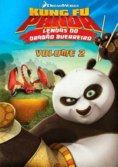 Assistir Kung Fu Panda Lendas Do Dragão Guerreiro Vol.2 Dublado