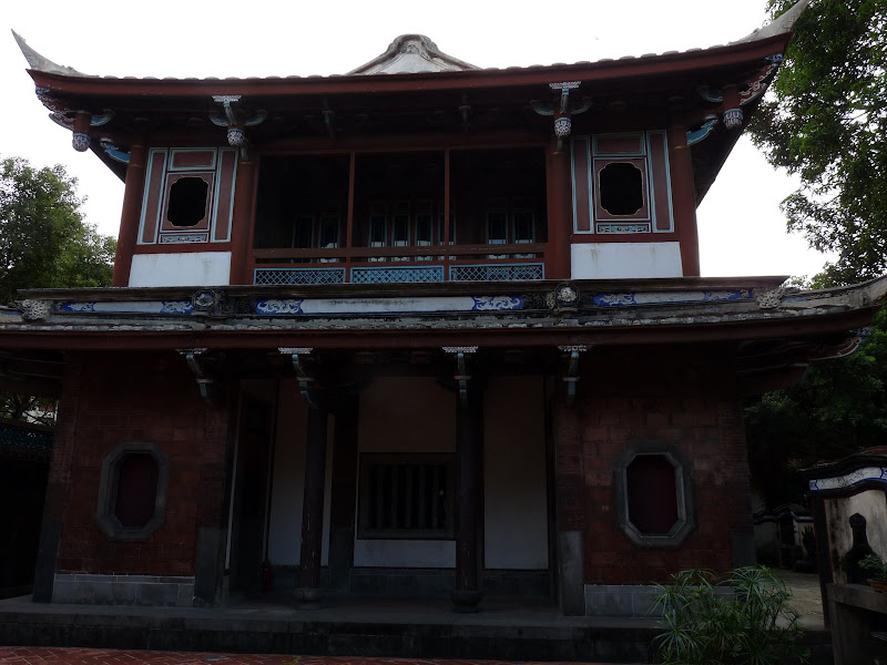 Taipei. The Lin Family Mansion and Garden