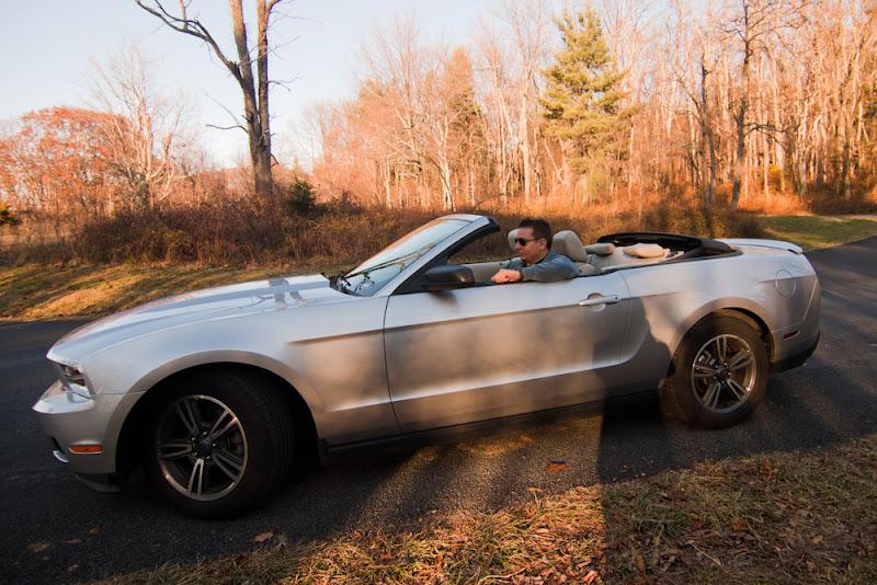 Ford Mustang Convetible V6 Silver Форд Мустанг Кабриолет Конвёртибл В6 серебристый без крыши