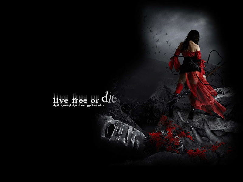 Live Free Or Die, Mystery