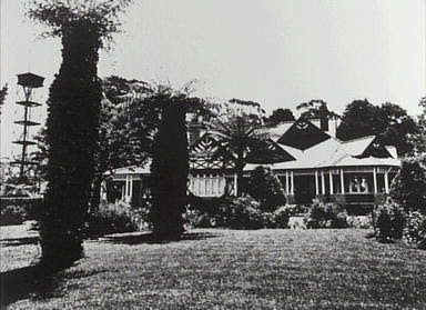 Sefton Hall, Mount Wilson, c 1912