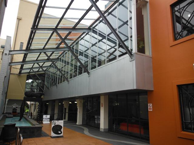 Primary Entrance