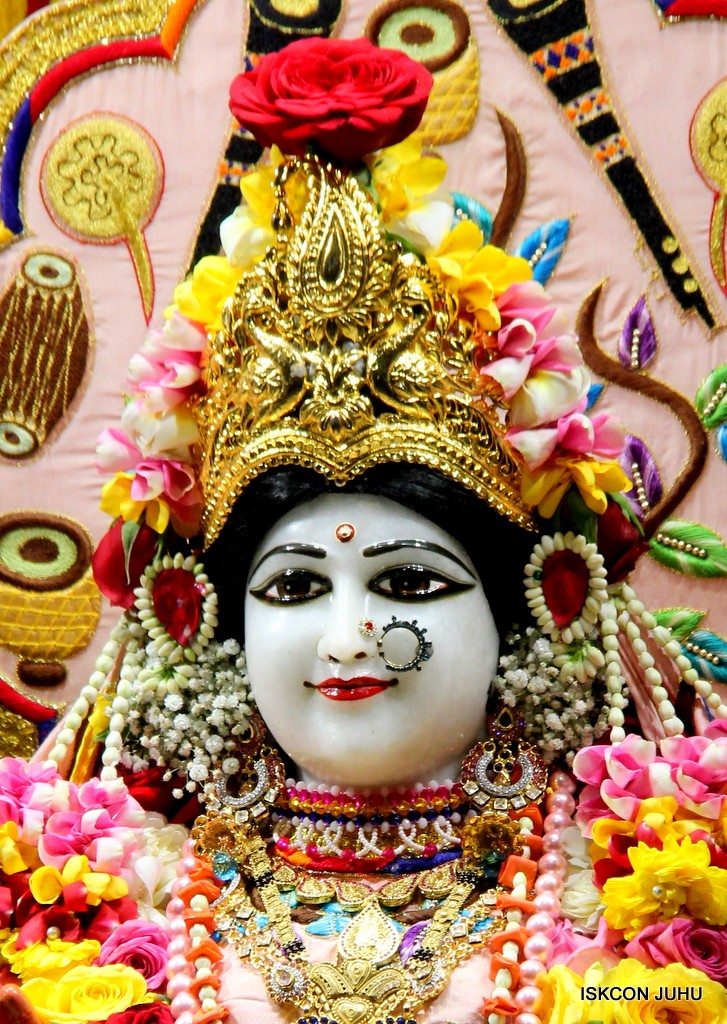 ISKCON Juhu Sringar Deity Darshan 10 Jan 2017 (45)