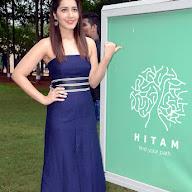 Rashi Khanna at HITAM College Event (16).JPG
