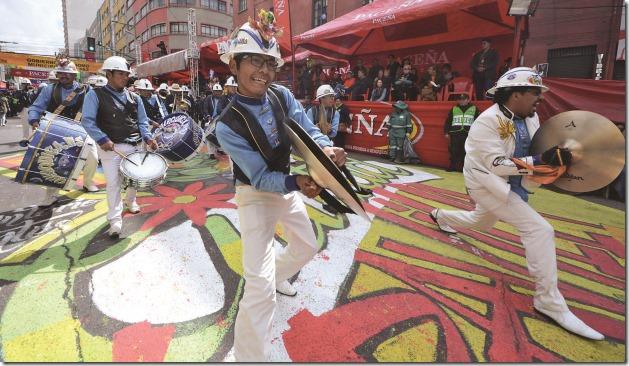 La Paz: Lo mejor de la Entrada del Gran Poder 2017